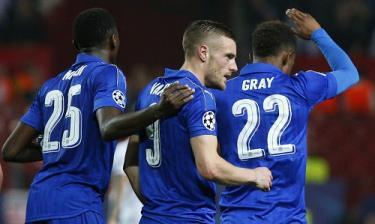 Highlights Sevilla 2-1 Leicester: Vardy nhen nhóm cơ hội
