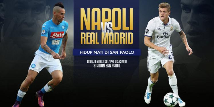 Chìa khóa chiến thắng trận Napoli vs Real Madrid, 02h45 ngày 08/3