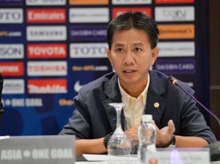 Phản ứng của HLV Hoàng Anh Tuấn sau kết quả bốc thăm World Cup U20