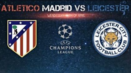 Atletico Madrid vs Leicester City, 01h45 ngày 13/4: Sụp đổ dây chuyền