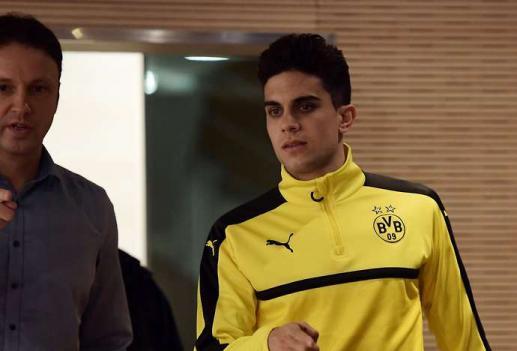 Hậu vệ Dortmund gãy xương cổ tay sau vụ đánh bom