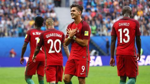 Highlights Bồ Đào Nha 4-0 New Zealand