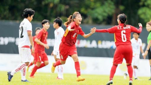 Nhận định bóng đá ĐT nữ Việt Nam vs ĐT nữ Thái Lan, 15h00 ngày 22/8: Trận chiến của vàng mười