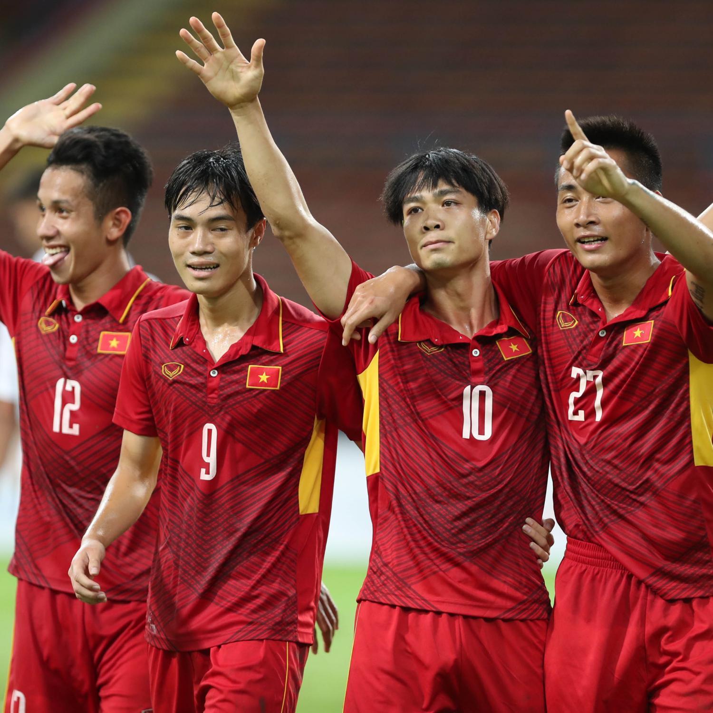 U22 Việt Nam 4-0 U22 Philippines: Chiến thắng đẹp mắt