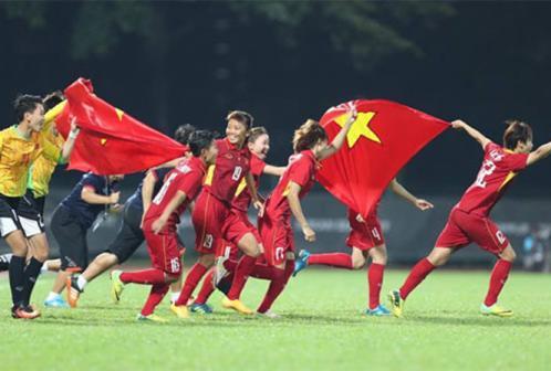 Vô địch SEA Games 29, nữ Việt Nam nhận thưởng hơn 4 tỷ đồng