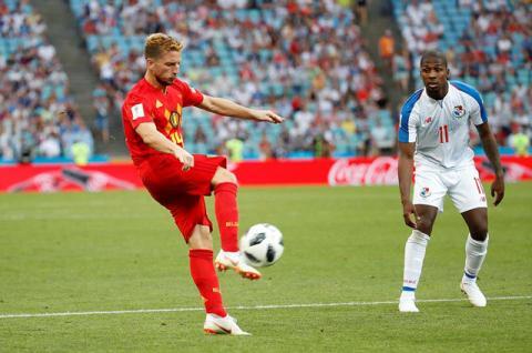 Bỉ 3-0 Panama