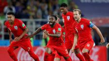 ĐT Anh phá dớp lời nguyền luân lưu ở World Cup