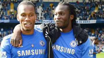 Drogba nói về Lukaku: 'Cậu nhóc tôi biết giờ đã lớn'