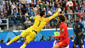 Thấy gì từ chiến thắng của Pháp trước Bỉ?