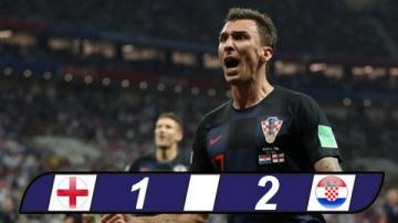 Anh 1-2 Croatia: Vinh danh áo Caro