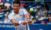 Djokovic 2-1 Mannarino (vòng 2 Cincinnati Masters 2018)