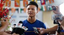 Quang Hải: 'Vai trò của tôi ở Olympic Việt Nam là gì không quan trọng'
