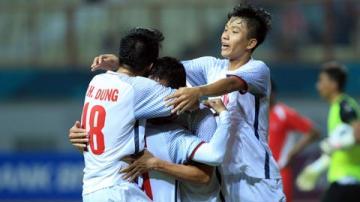 Olympic Việt Nam vs Olympic Bahrain, 19h30 ngày 23/8: Nấc thang lịch sử