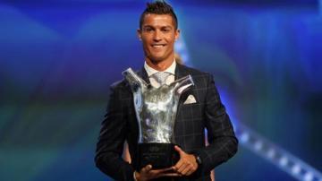 Hôm nay trao giải Cầu thủ châu Âu xuất sắc nhất năm: Vinh danh Ronaldo?