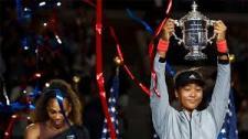 Khoảnh khắc đăng quang vô địch US Open của Naomi Osaka