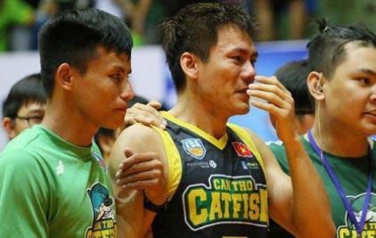 """Tô Quang Trung: """"Tôi luôn khát khao cống hiến cho bóng rổ quê hương nhưng giờ thì không thể nữa rồi"""""""