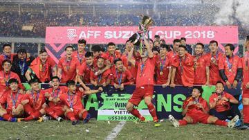 Báo chí quốc tế ngất ngây với chức vô địch của ĐT Việt Nam