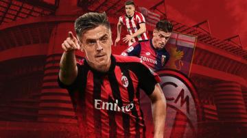 Milan chiêu mộ thành công Piatek thay Higuain