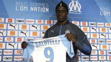 'Trai hư' Balotelli gia nhập Marseille