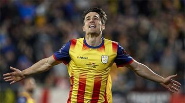 ĐT xứ Catalan rửa hận cho Messi ở trận giao hữu