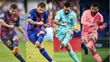 Vượt Juninho, Messi được bầu là cầu thủ sút phạt hay nhất mọi thời đại