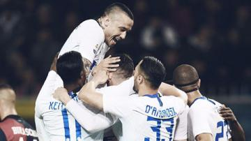 Vòng 30 Serie A: Inter thắng đậm Genoa, Lazio và Roma gây thất vọng