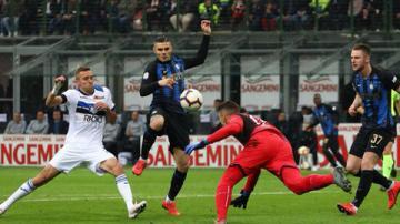 Vòng 31 Serie A: Inter 'giúp' Milan trụ lại Top 4