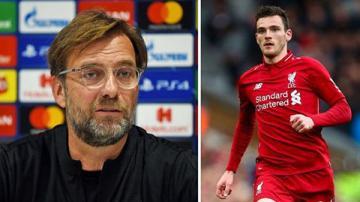 Đội hình Liverpool gặp Porto: Ai thay nổi Robertson?
