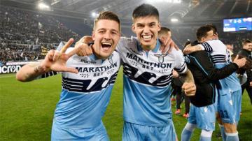Đua top 4 Serie A: Chờ cuộc lật đổ của Lazio