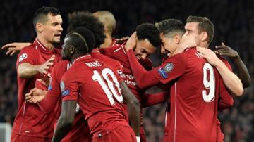 Liverpool thênh thang cơ hội vào bán kết