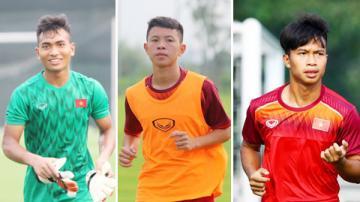 3 gương mặt đáng chú ý của U18 Việt Nam