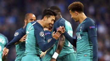 Giống Ajax, Tottenham được điều chỉnh lịch thi đấu