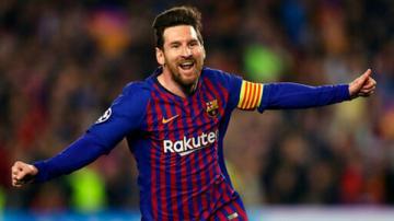 Messi độc bước ở cuộc đua Quả bóng vàng