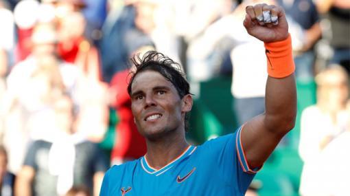 Nadal vào bán kết Monte Carlo sau trận khổ chiến hơn 2 giờ