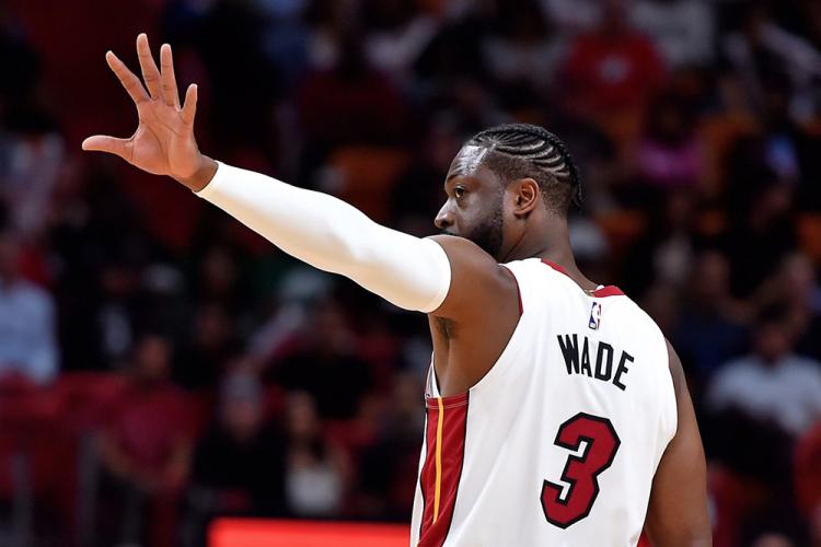 Trả ơn không thiếu người nào ở Miami Heat trước khi rời đi: Đẳng cấp của Dwyane Wade cao thế này đây