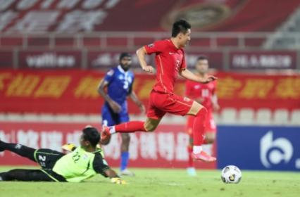 FIFA gọi Trung Quốc là đội bóng 'không thể ngăn cản'