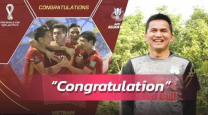 Báo Thái Lan: 'Người hâm mộ Việt Nam bày tỏ lòng biết ơn sâu sắc với Kiatisak'