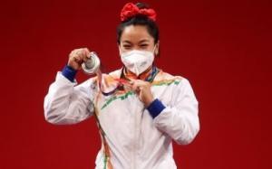 Ước nguyện kì lạ của VĐV tạo nên lịch sử ở OLYMPIC 2021
