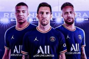 Với PSG, bộ ba Messi – Neymar – Mbappe là chưa đủ